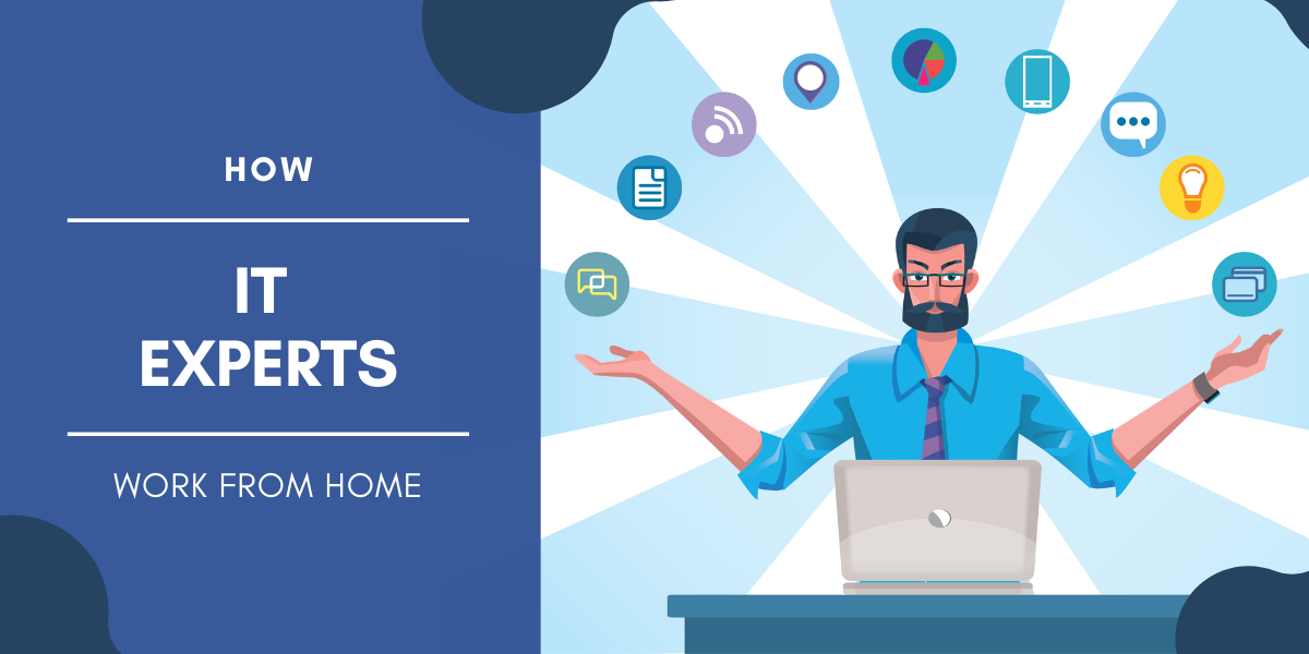 How IT Experts Work From Home   Cite Technology