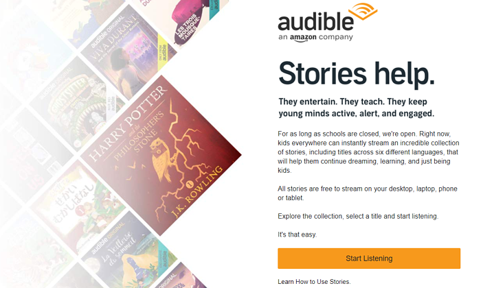 Audible | CITE Technology